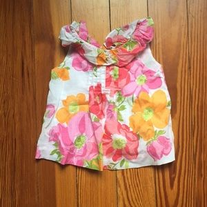Other - Janie and Jack Ruffle Top